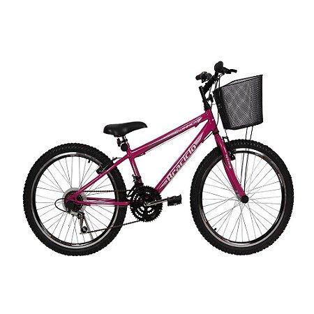 Bicicleta Winner Braciclo ARO 20 Sem Marcha  Feminina