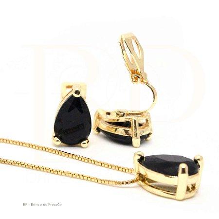 Conjunto  - Silvie Dourado preto