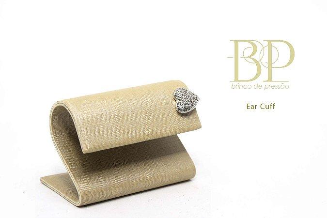 Ear Cuff  - PO102 - Prateado