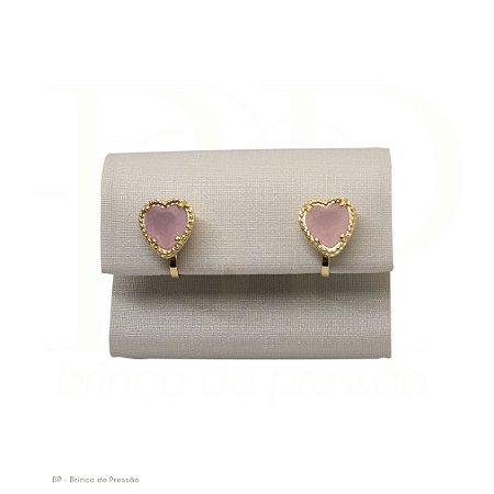 Delicada -   Love heart rosa
