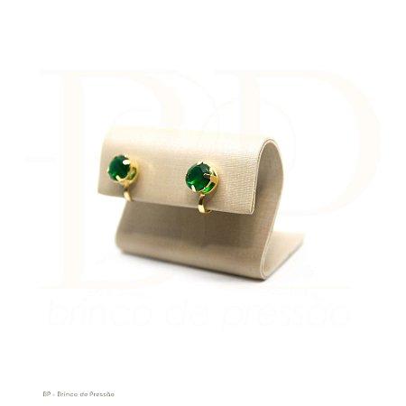Delicada  - Doris Dourado Verde