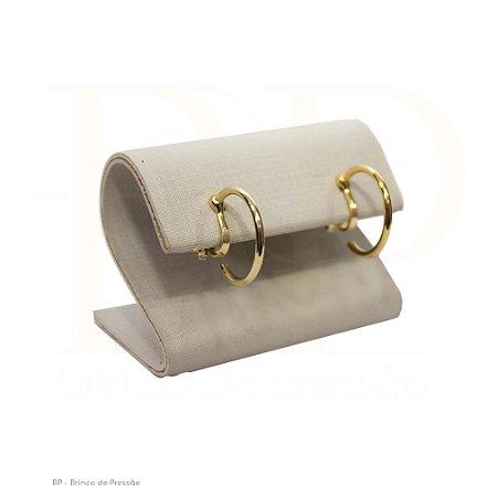 Argola 1,50 cm Dourado