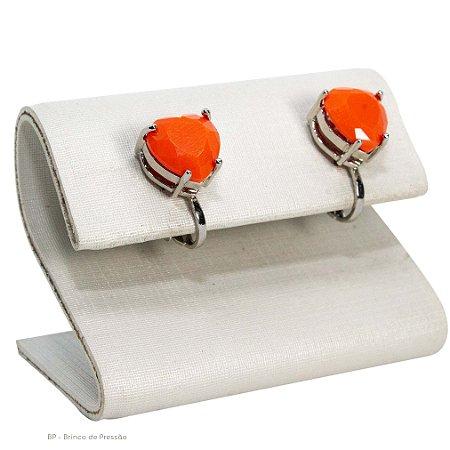Delicada -   Jotum laranja prateado
