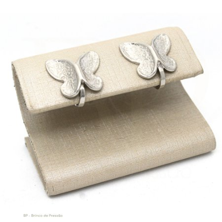 Classic -  Butterfly Prateado