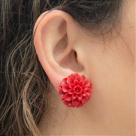 FL006-Flores -   Vermelho