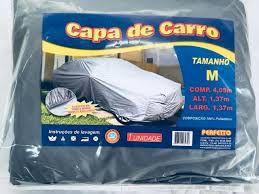 CAPA PARA CARRO TAMANHO M