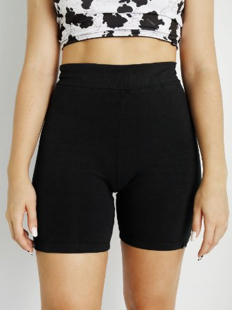Biker Shorts Lisa Preta