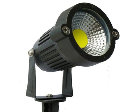 Espeto de Jardim LED 3W Branco Frio 6000k