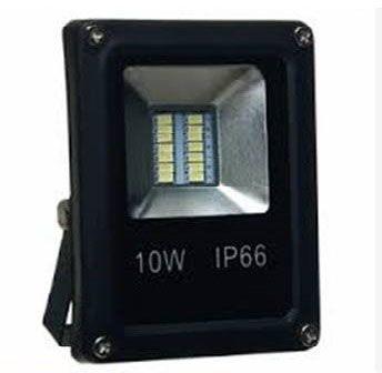 Refletor Holofote MicroLED 10W Verde