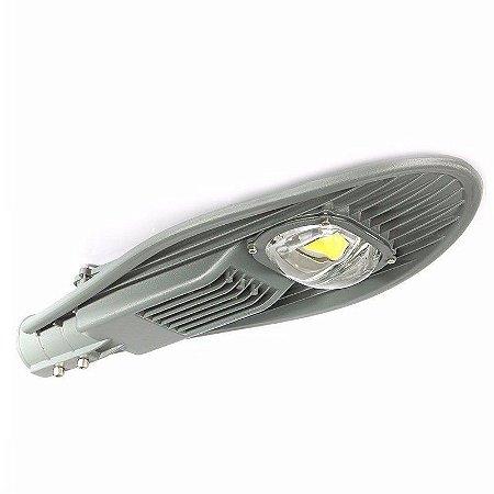 Luminária LED Pública 50w Branco Frio 6000k para Poste
