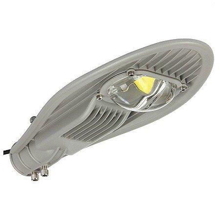 Luminária LED Pública 30w Branco Frio 6000k para Poste