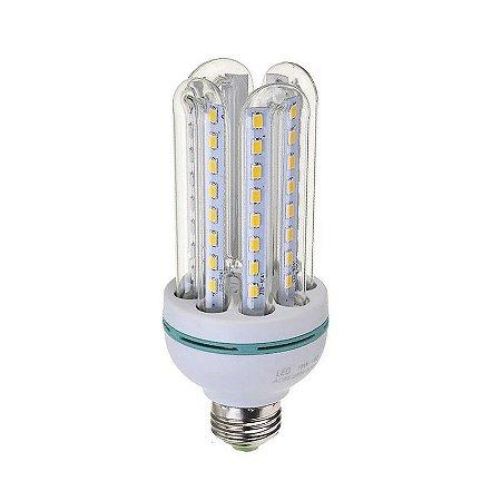 Lâmpada LED 9W E27 Branco Quente 3000K