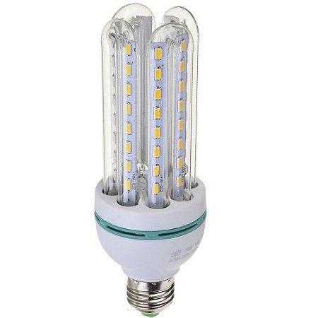 Lâmpada LED 24W E27 Branco Quente 3000K