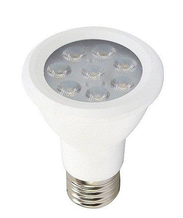 Lâmpada Par20 LED 8w Bivolt Branco Quente 3000K