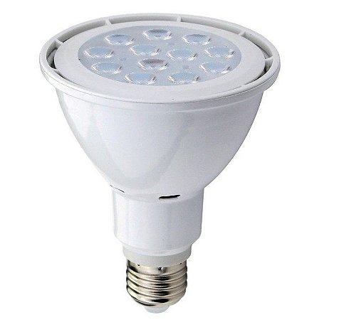 Lâmpada Par30 LED 12w Bivolt Branco Quente 3000K