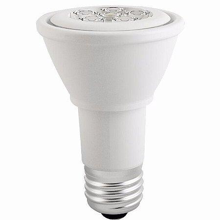 Lâmpada Par20 LED 7w Bivolt Branco Quente 3000K
