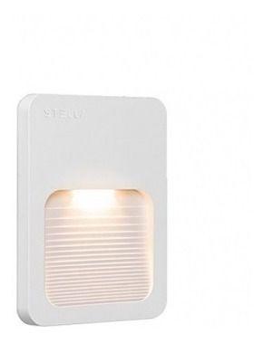 Luminária Balizador Led Externo Ip65 Parede Escada 2w 4x2