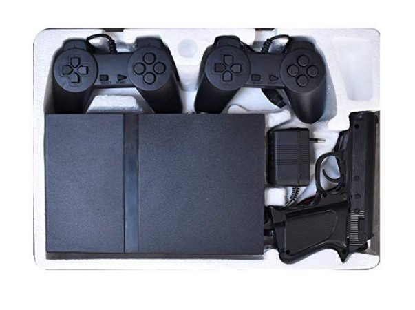 Video Game Portátil Vários Jogos Nes Nintendo Sega Gba Mp3 1000 jogos com controle
