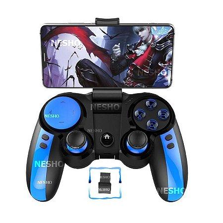 Controle Celular Joystick Bluetooth Ipega Pg 9090 pubg e free fire