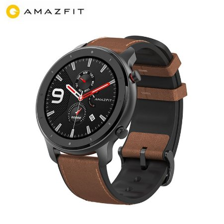 Relogio Smartwatch Xiaomi Amazfit Gtr-47mm Alloy + A1902