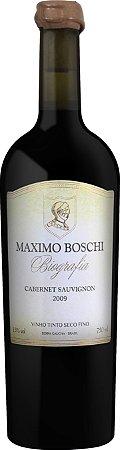 Maximo Boschi Biografia Cabernet Sauvignon 2009
