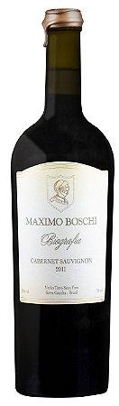 Maximo Boschi Biografia Cabernet Sauvignon 2011