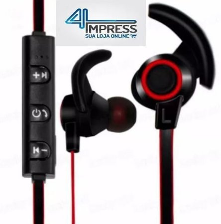 Fone Ouvido Headset Bluetooth 4.1 Sem Fio Sport Amw-810