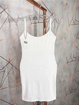 Vestido Alcinha Branco