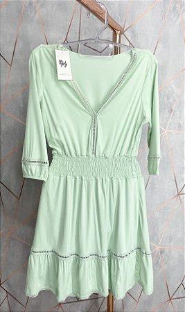 Vestido  Luna Verde