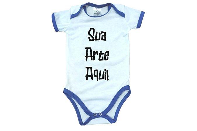 Body infantil Bebê Personalizado