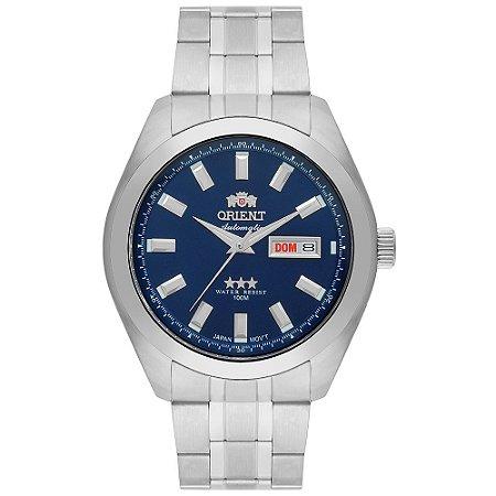 Relógio Orient Automático 469SS075F D1SX