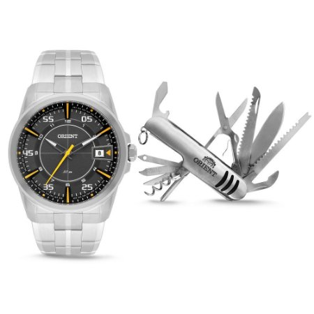 Kit Relógio Orient MBSS1315 KV62