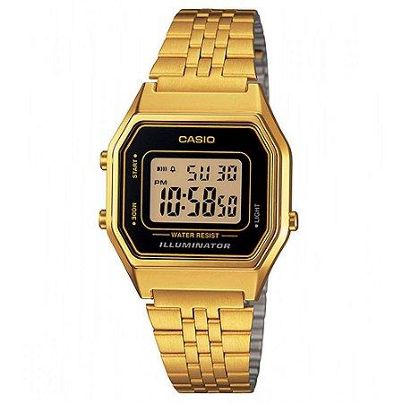 Relógio Casio Vintage LA680WGA-1DF