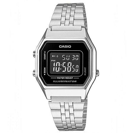 Relógio Casio Vintage LA680WA-1BDF