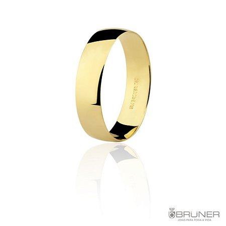 Aliança Ouro 18K 75.0301