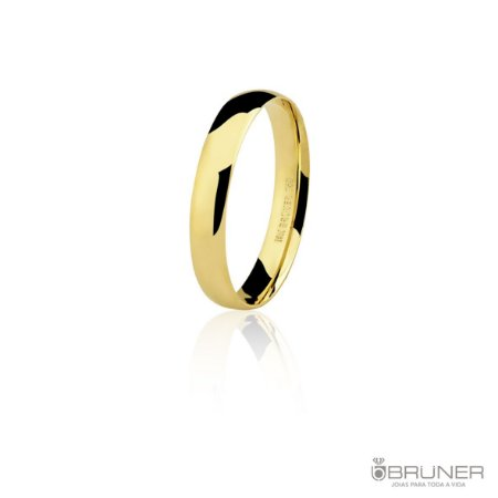 Aliança Ouro 18K 75.0083