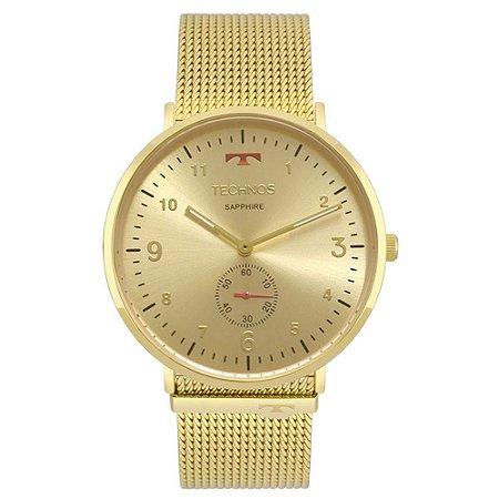 Relógio Technos Slim 1L45AX/4A