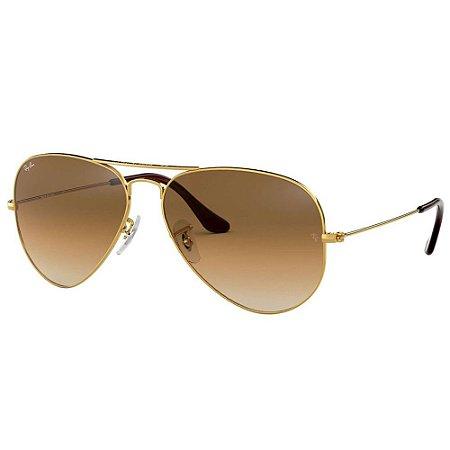 Óculos Solar Ray-Ban RB3025L 001/51 Aviator