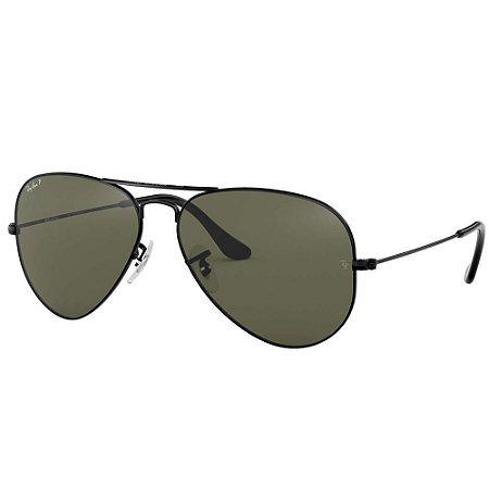 Óculos Solar Ray-Ban RB3025L 002/58 Aviator