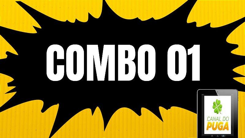 COMBO COM 02 PLANILHAS DA LOTOFÁCIL