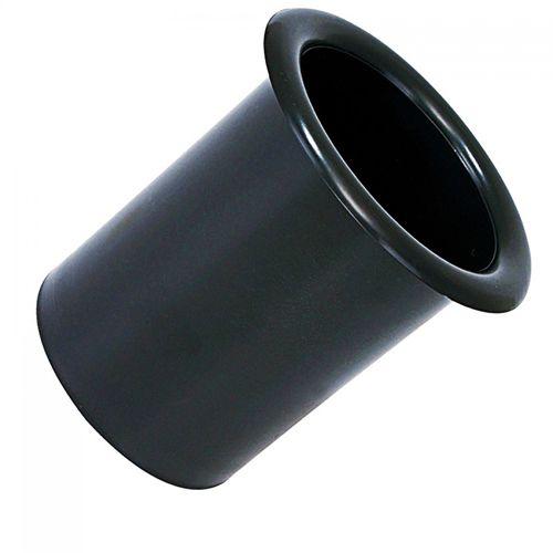 Aero duto preto 3 polegadas para caixa de som