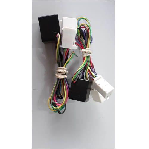 Módulo de subida de vidros plug and play VS 700 commander Honda City/Civic/CRV/HRV 4 vidros 2015 a 2021