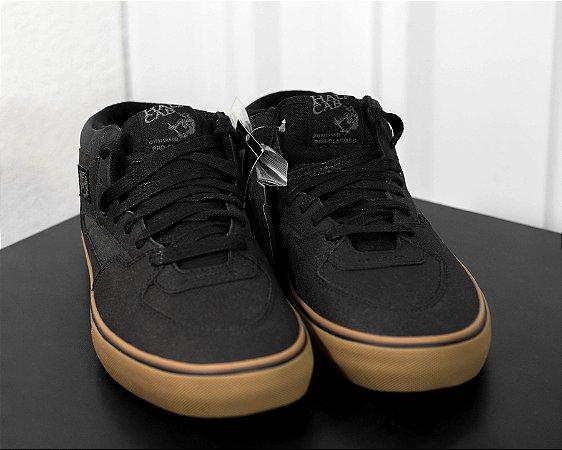 902a088c4c Vans Half Cab (xtuff) Black Gum Pro - Supply Sneakers