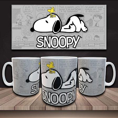 Caneca Snoopy - Charlie Brown - Peanuts