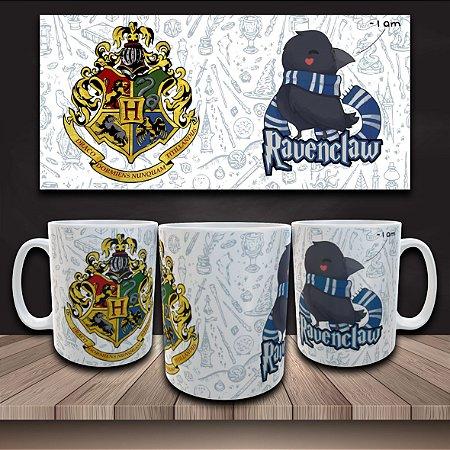 Caneca Harry Potter - Casa Corvinal - I am Ravenclaw