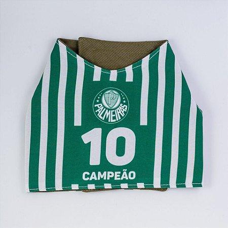 73cfd4ffce Colete Palmeiras - Seja Catioro - Seu bichinho com estilo personalizado