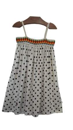 3bd246646 Vestido Pala Crochê - Cuore Roupas Infantis