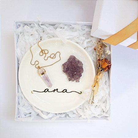 Gift Box Ponta de Cristal