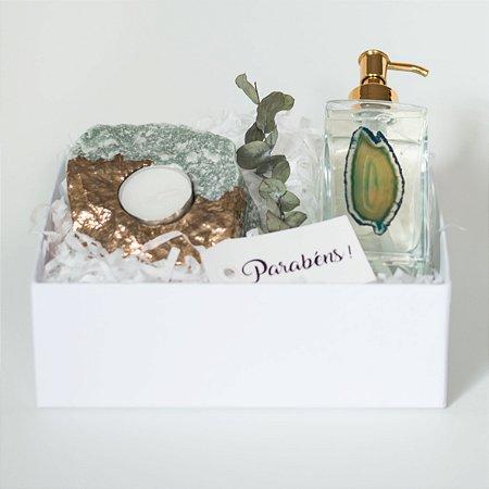Gift Box Quartzo Verde