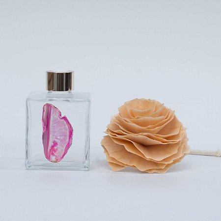 Aromatizador de Ambientes - Difusor com Flor Madeira